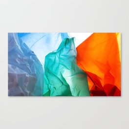 Poly – Ubiquitous 24 Canvas Print