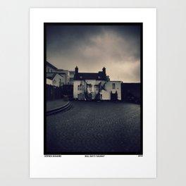 Dull Days 'Galway' Art Print
