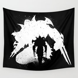 The Master of Shadows Wall Tapestry