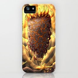 Solar Pillar (Digital) iPhone Case