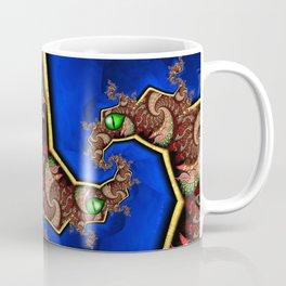 Twin Dragons Coffee Mug