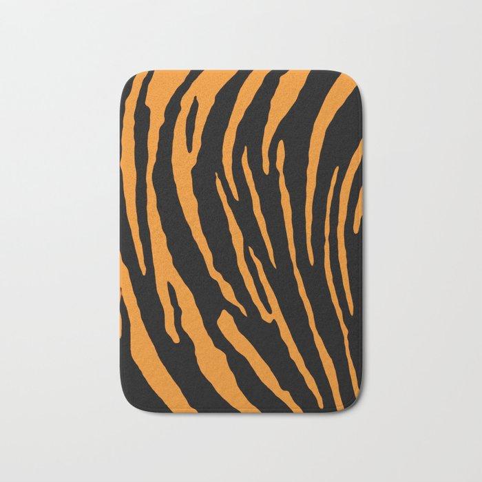 Tiger Stripes Bath Mat