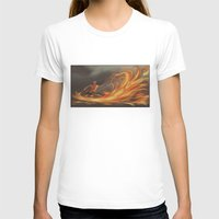 aang T-shirts featuring Avatar Aang by Zack Coleman