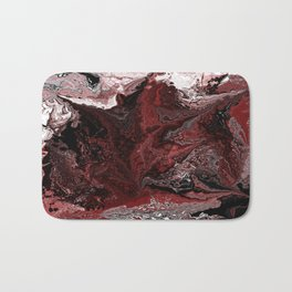 Bloody Fountain of Greed Bath Mat