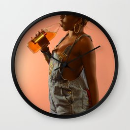 Zoae | 2012 Wall Clock