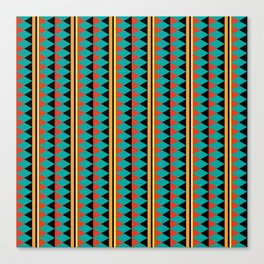 Pizzazz: 3 of 9 Canvas Print