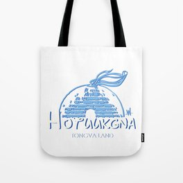 Hotuukgna Tongva Land Tote Bag