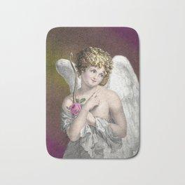 Sweet Vintage Cupid Bath Mat