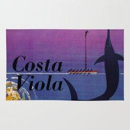 Costa Viola Reggio Calabria Rug