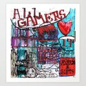 All Gamers Love It by zebedeus