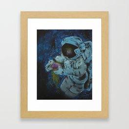 astro-jelly Framed Art Print