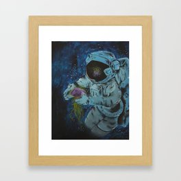 astro-jelly Framed Art Print
