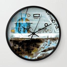 LADYBUG no6 Wall Clock