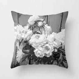 Garden Bounty Throw Pillow