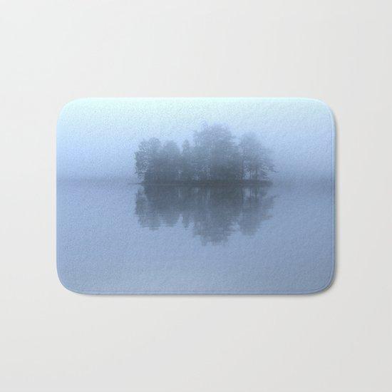 Blue Reflection  Bath Mat
