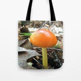 Mushroom P Tote Bag