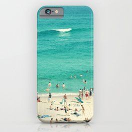 Holiday in Sydney iPhone Case