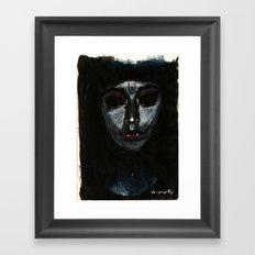 Kali Angelica Framed Art Print