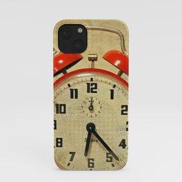 Que horas são ? iPhone Case