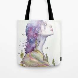 Arise by Ruth Oosterman Tote Bag