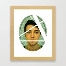 Samuel MP Framed Art Print