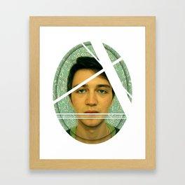 Samuel MP Framed Art Print