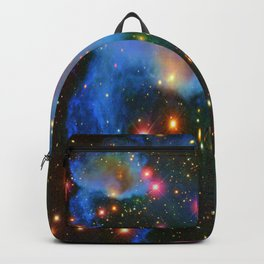 A Nebula showing off its colors Backpack