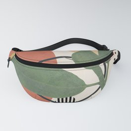 Nature Geometry III Fanny Pack