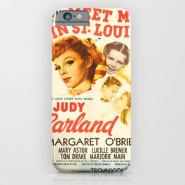 Meet Me in St. Louis iPhone Case