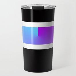 Team Colors 3...blue,purple Travel Mug