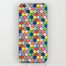 Colorful Geometric Pattern II iPhone & iPod Skin