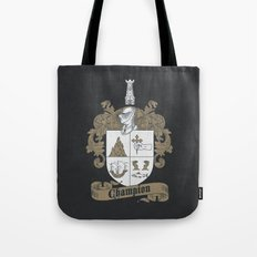 Champion Crest Tote Bag