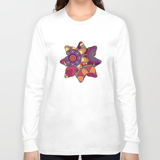 Flower 16 Long Sleeve T-shirt
