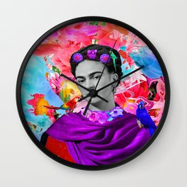 Freeda | Frida Kalho Wall Clock