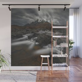 The Hills Of Cuillin Wall Mural