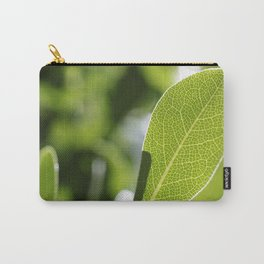 leave-leaf Carry-All Pouch