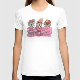 Red Hat Ladies off to Lunch T-shirt