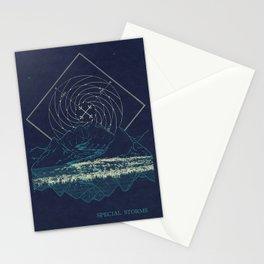 Special Storms Stationery Cards
