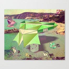 1980 Canvas Print