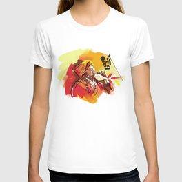Kumbh Mela India Yogi T-shirt