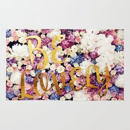 Be Lovely Rug
