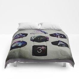 DUNGEON DICE Comforters