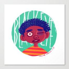 Black Eyed Society Canvas Print