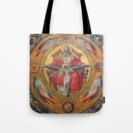 Cologne Cathedral - Altar of the Poor Clares Tote Bag