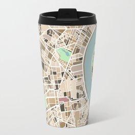 Bordeaux, France Travel Mug