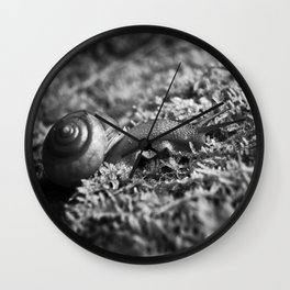 No Hurry Wall Clock