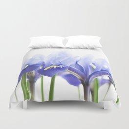 Bue Iris 2 Duvet Cover