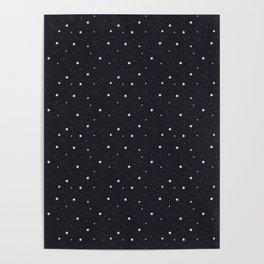 stars pattern Poster