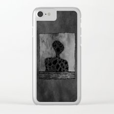 Magma Giant Clear iPhone Case
