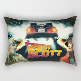 Great Scott Rectangular Pillow